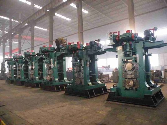 China Various Type Rolling Mill Stand Hot Durable Steel With Automatic Gauge Control System supplier
