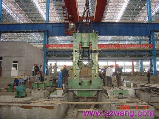 China High Precision Rolling Mill Stand Suitable For General Mild Steel Or Stainless Steel supplier