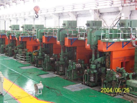 China Bearing house Roughing Stand Rolling Mill / Steel Rolling Mill Stand supplier