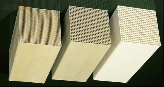 China High Temperatuer Resistance Ceramic honeycomb for regenerative burner supplier