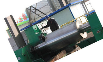 China Professional Cast Iron Roller and Double Poured Cast Iron ICDP roll for rolling Mill supplier