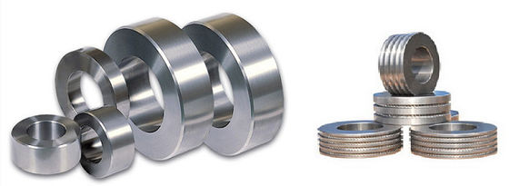 China Finishing Mill Tungsten Carbide Roll Rings and High Hardness Carbide Rolls Series supplier
