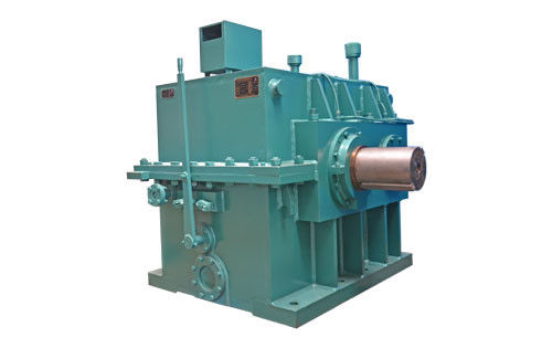 China High Power 2 Speed Industrial Gearbox For Cold Rolling Mill , ISO9001 Certification supplier