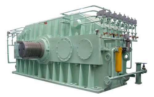 China Speed Reducer Gearbox With Huge Rolling Torque for Roughing Stand of Hot Plate Mill supplier