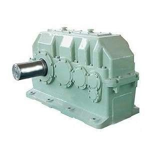 China GH Series Vertical Input Rated Power 3500W Horizontal Output Hollow Shaft Gearbox supplier