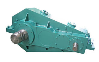 China Three Stage Transmission High Speed Bevel Gear Parallel Speed Reducer Gearbox supplier