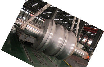 China Spherical Graphite Type Higher Tensile Strength Adamite Steel Rolls distributor