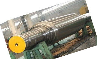 China Bainitie - Martensite Adamite Rolls For Steel Rolling Mills / Industrial Cast Iron Rolls distributor