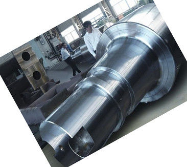 China Casting roll Adamite Steel Rolls work roll and backup roll for hot and cold rolling mill factory
