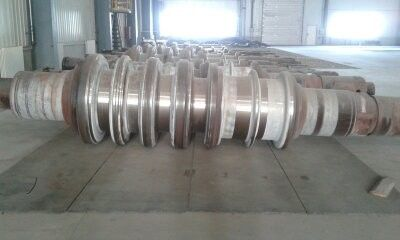 China Pearlitic Matrix Adamite Steel Rolls with Various Elements Special Heat Treatment High Strength distributor
