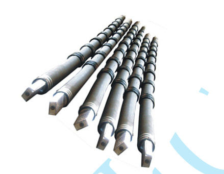 China Medium Frequency Water Cooled Power Cable / Long Superconducting Wires And Cables factory