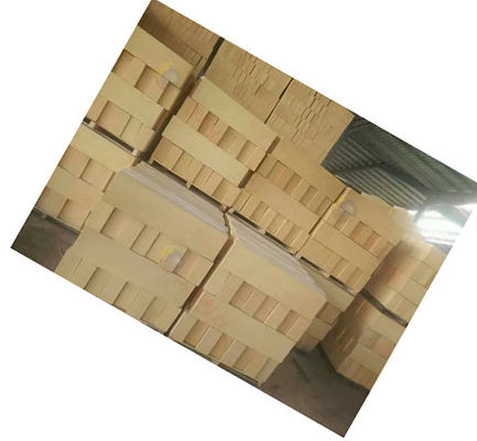 China Customized Furnace Refractory Bricks Lightweight Mullite Insulation For Preheating Furnace distributor