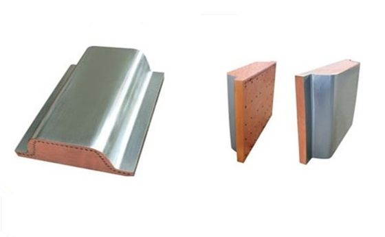 China Narrow Side Copper Plated Aluminum Sheet Flat Optional Size Electical Conductivity factory