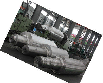 China High Tensile Strength Chilled Cast Iron Rolls and Centrifugal Casting Roll distributor