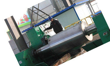 China Professional Cast Iron Roller and Double Poured Cast Iron ICDP roll for rolling Mill distributor