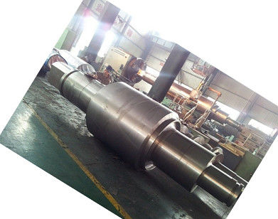 China Wearability Chilled Cast Iron Rolls for Rolling Mill finishing stands roughing stands factory