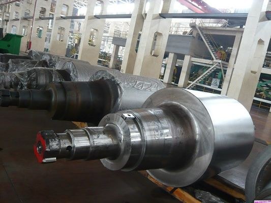 China Intermediate Stands Cold Rolling Mill Rolls and Horizontal Centrifugal Casting Roll factory