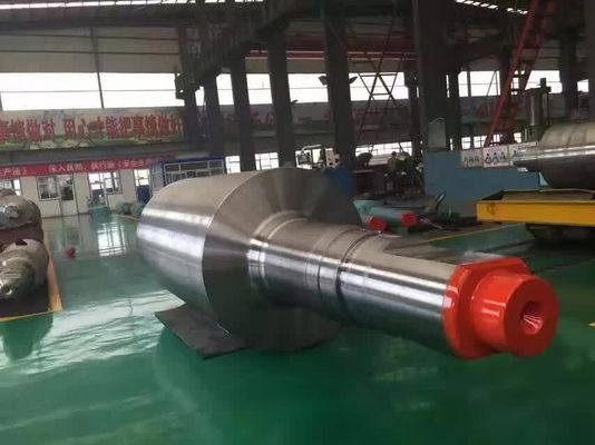 China roughing roll finishing roll ring roll Middle roll Backup roll for 4 Hi mill 6 Hi mill factory