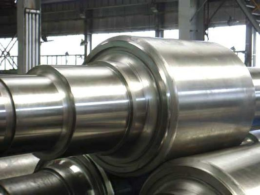 China HSS Series Forged Steel Rolls and Cold Rolling Mill Rolls Apply To Hot Rolled Steel factory