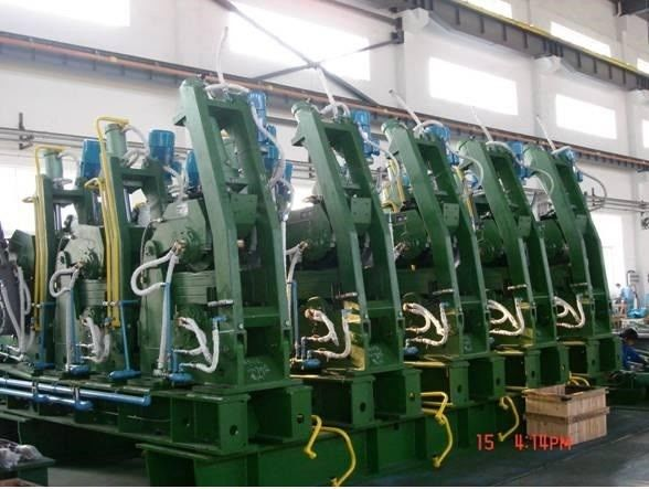 Various Carbon Steel Continuous Casting Machine Easy Operation And Installation