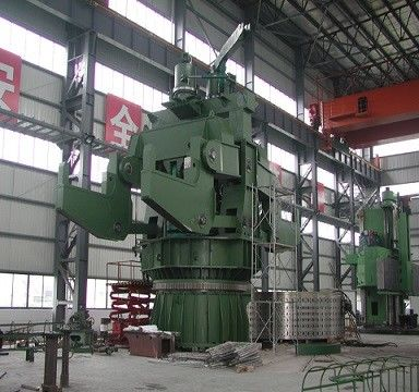 High Efficiency CCM Continuous Casting Machine With Different Billets Section Size