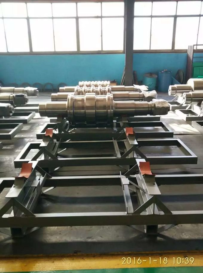 Gravity Castin Chilled Cast Iron Rolls and Centrifugal Casting Forged Steel Rolls