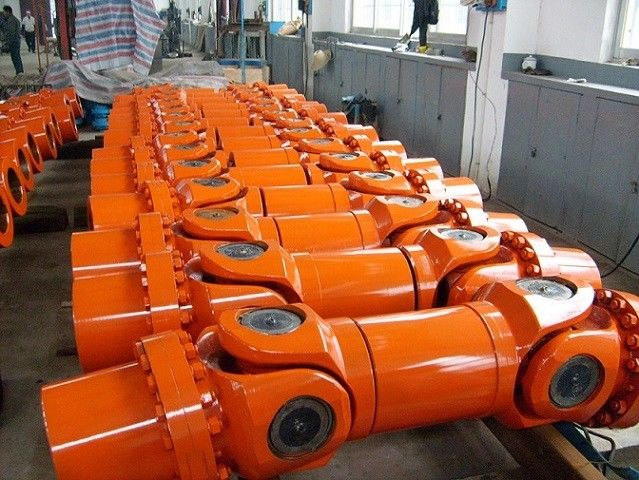 WS Universal Joint Shaft Electrical Insulation , Shaft Joint Coupling Oil Resistance