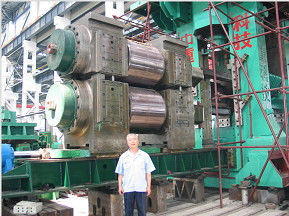 Bearing house Roughing Stand Rolling Mill / Steel Rolling Mill Stand