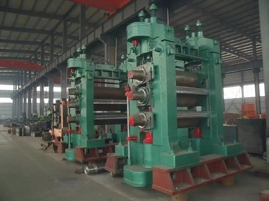Various Type Rolling Mill Stand Hot Durable Steel With Automatic Gauge Control System