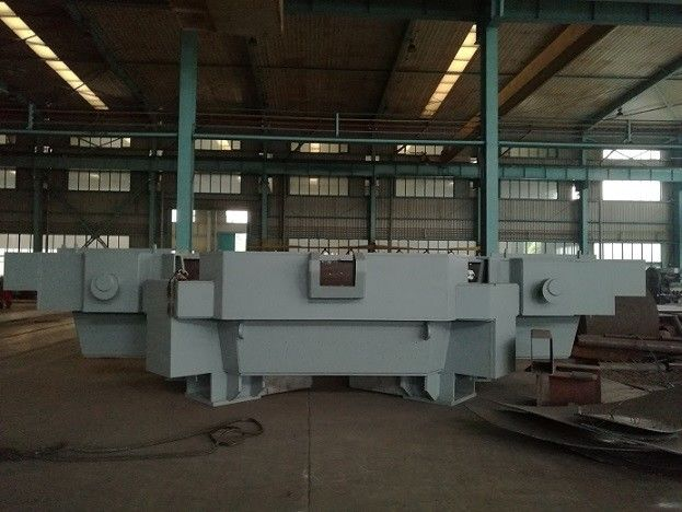 Rigid Dummy Bar and tundish for Four Strands continuous Casting Machine
